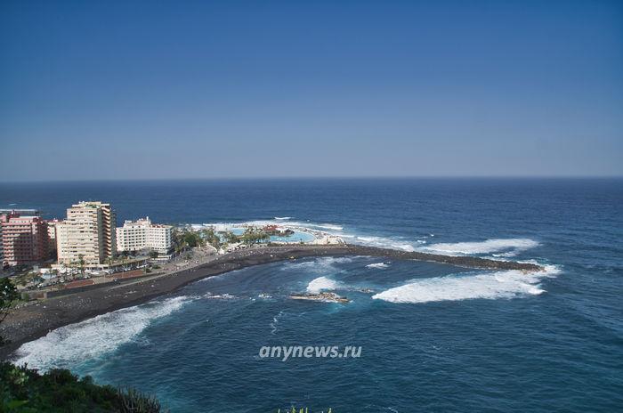 Тенерифе, Пуэрто-де-ла-Крус