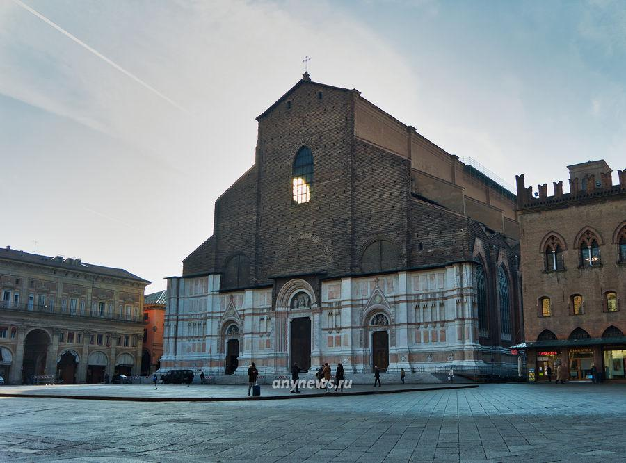 Базилика Сан Петронио