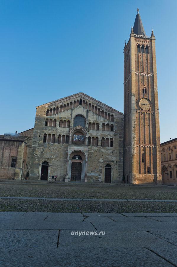 Парма. Кафедральный собор