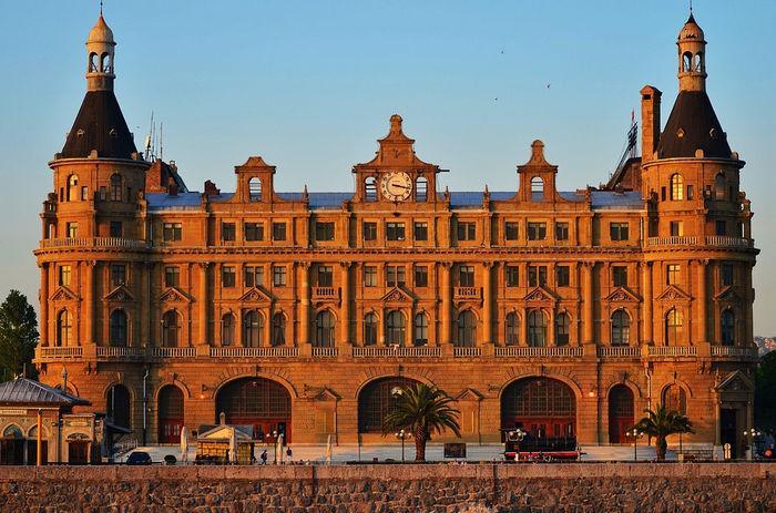 Станция Хайдарпаша