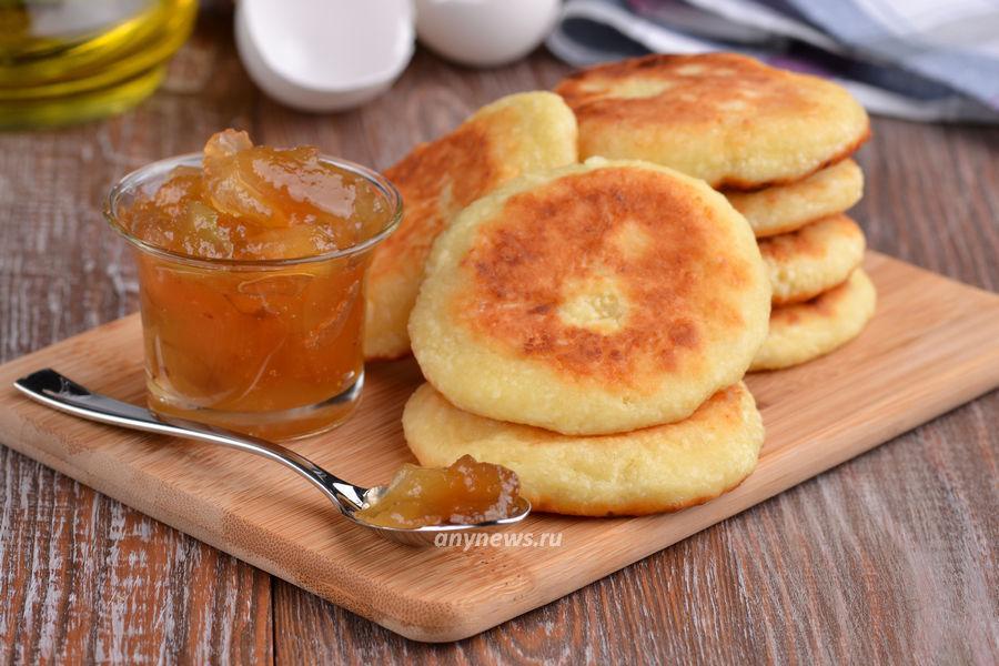 классические сырники из творога - рецепт