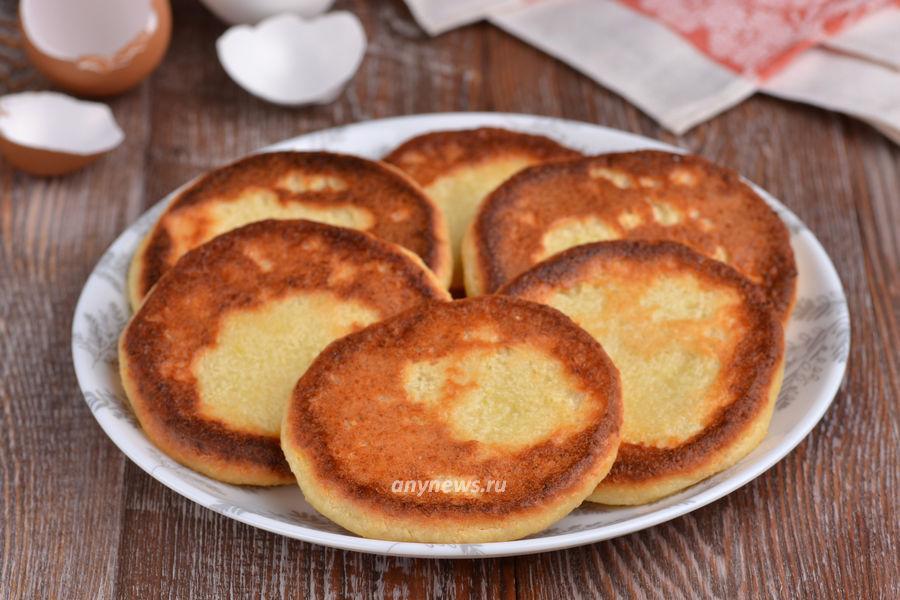сырники из творога в духовке - рецепт
