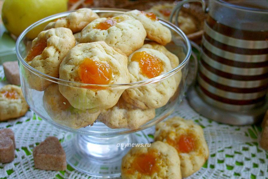 песочноепеченье из кондитерского мешка - рецепт