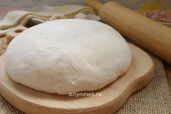 Пельменное тесто в хлебопечке Мулинекс