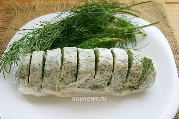 Котлеты из говяжьего фарша с сыром и сливочным маслом