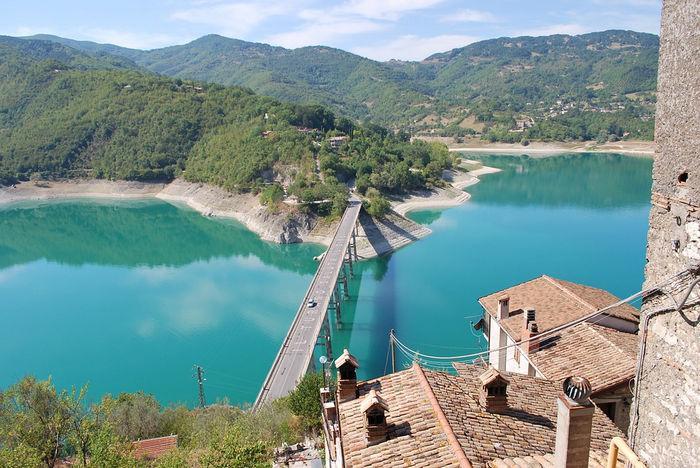 Озеро Турано