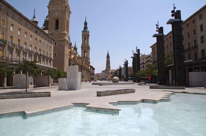 Площадь Нуэстра Сеньора дель Пилар