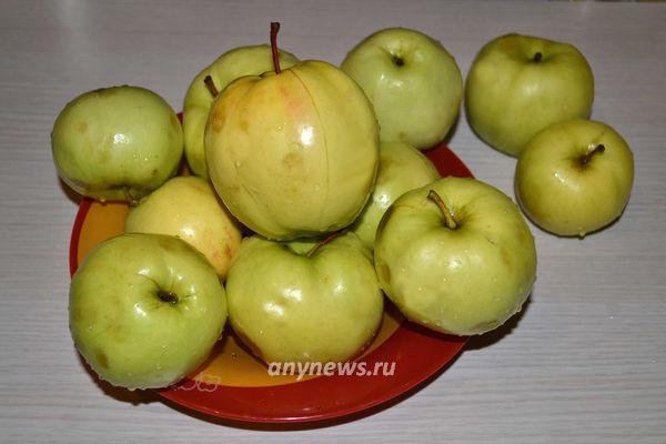 Яблочный сок через соковарку на зиму