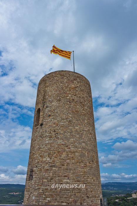 Башня замка Сан Хуан
