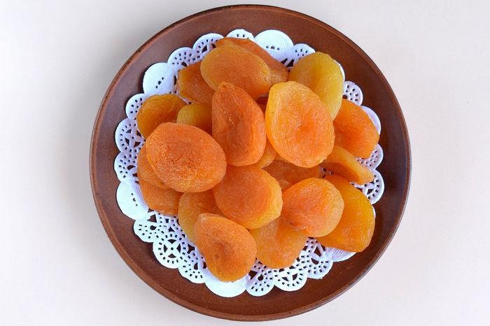 Сухофрукты из абрикос
