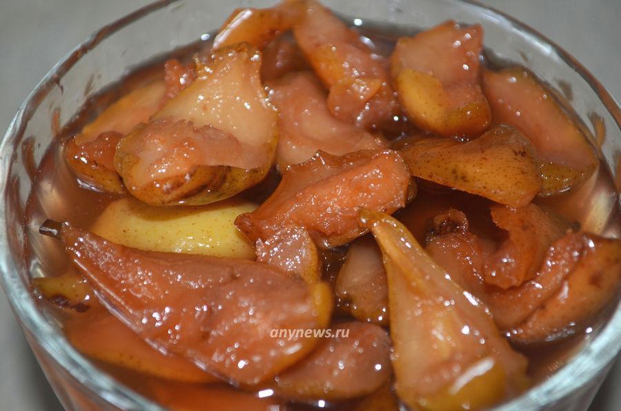 варенье из недозрелых груш - рецепт