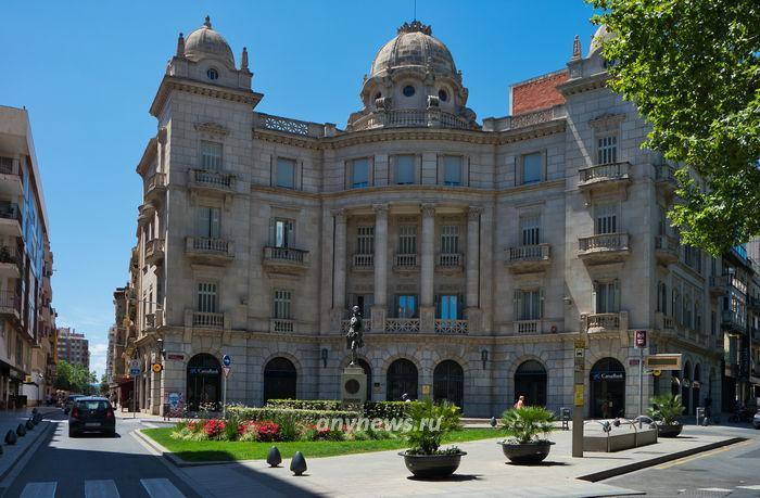 Площадь Мариано Фортуня