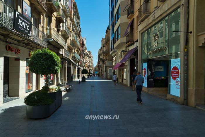 Улицы Реуса