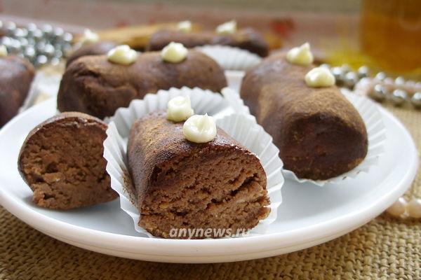 Домашнее пирожное картошка из печенья со сгущенкой
