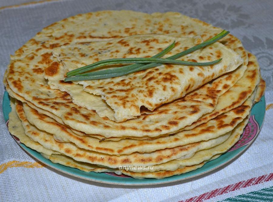Творожные лепешки на сковороде - рецепт