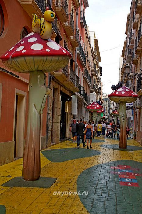 Улица Аликанте