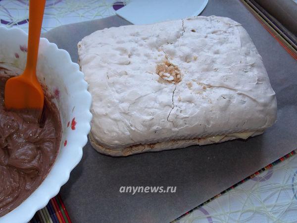 """Торт """"Киевский"""" в домашних условиях"""
