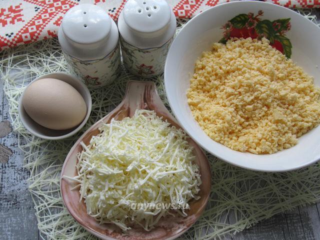 Готовим начинку для хачапури