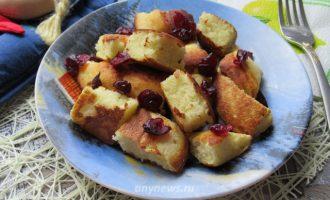 Грисшмаррн - пошаговый рецепт