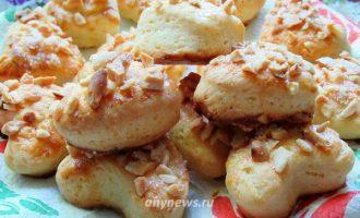 Домашнее Печенье из плавленных сырков - рецепт с фото