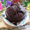 Шоколадный кекс на кефире - рецепт с фото