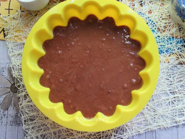 Бисквитный торт со сливками - выпекаем коржи