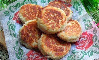 кокосовые сырники - рецепт с фото