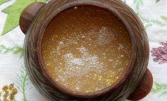 Кукурузная каша в горшочке в духовке