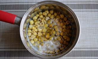 Варенье из желтой малины - домашняя заготовка на зиму
