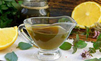 Мятный сироп - рецепт с фото