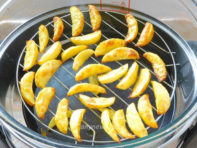 Картошка фри в аэрогриле