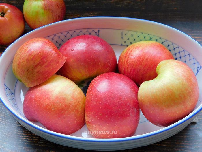 Яблочный зефир на пектине