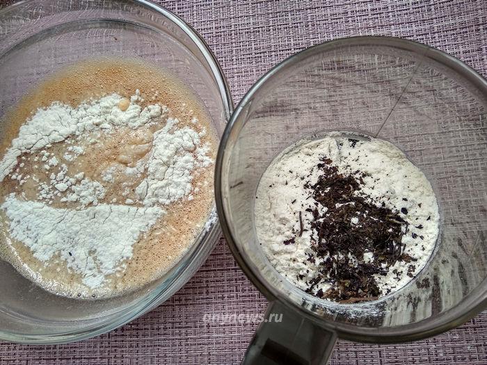 Цветная капуста в кляре в духовке
